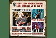 VARIOUS - Bill Graham Memorial Concert [CD]