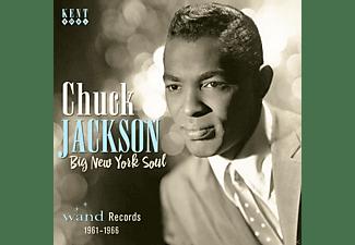 Chuck Jackson - Big New York Soul-Wand Records 1961-1966  - (CD)