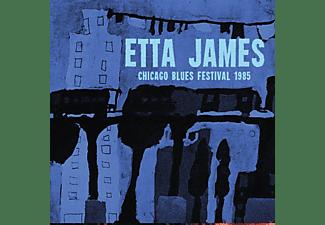Etta James - Chicago Blues Festival  - (CD)