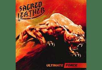 Sacred Leather - Ultimate Force (Vinyl)  - (Vinyl)