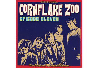 VARIOUS - Cornflake Zoo-Episode 11-Original Psychedelic  - (CD)