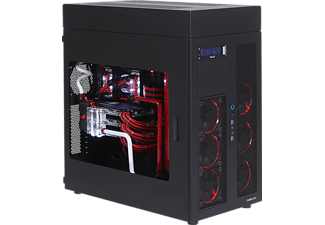 JOULE PERFORMANCE Craft 1 - Ordinateur Gaming (1 TB SSD + 6 TB HDD, ASUS ROG Strix GeForce® RTX 2080 Ti OC Edition, Noir)