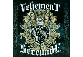 Vehement Serenade - The Things That Tear You Apart  - (CD)