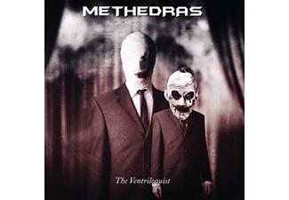 Methedras - The Ventriloquist  - (CD)