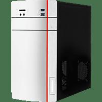 MEDION AKOYA® E22003 (MD 34513), Desktop PC mit Pentium® Gold Prozessor, 8 GB RAM, 512 GB SSD, Integr. Intel® UHD-Grafik 610