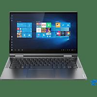 LENOVO Yoga C740, Convertible mit 14 Zoll Display, Core™ i7 Prozessor, 16 GB RAM, 1 TB SSD, Intel UHD-Grafik, Iron Grey