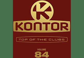 VARIOUS - Kontor Top Of The Clubs Vol.84  - (CD)