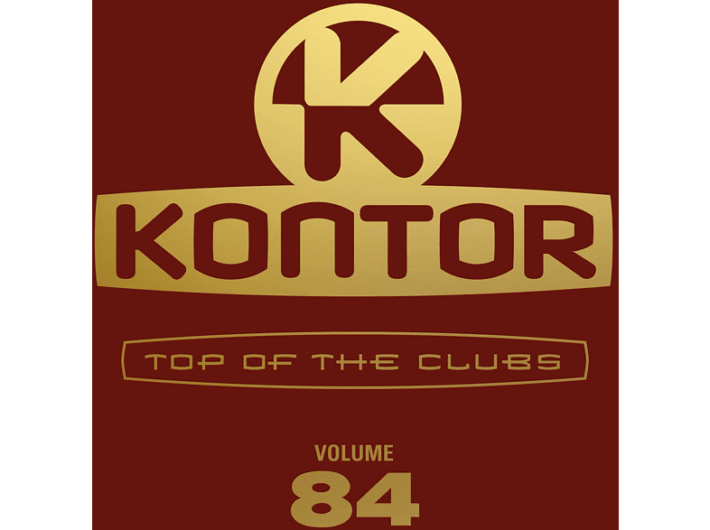 VARIOUS - Kontor Top Of The Clubs Vol.84 [CD]