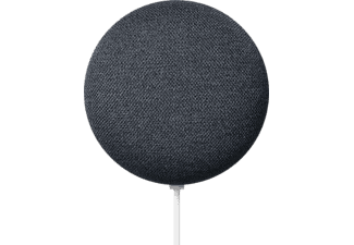 GOOGLE Nest Mini - Enceinte intelligente (Anthracite)