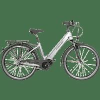 FISCHER CITA 4.0I-S1 Citybike (26 Zoll, 41 cm, 418 Wh, Grau matt)