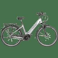 FISCHER 62818 CITY DA28-44 7G CITA 4.0I-S1 Citybike (28 Zoll, 44 cm, 418 Wh, Grau matt)