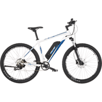 FISCHER MONTIS 2.0-S2 Mountainbike (27,5 Zoll, 48 cm, 422 Wh, Weiss matt)