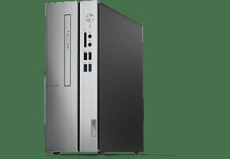 LENOVO IdeaCentre 510S, Desktop PC mit Core™ i5 Prozessor, 8 GB RAM, 256 GB SSD, 1 TB HDD, GeForce GT 730, 2 GB