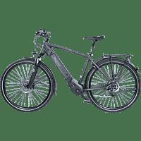 FISCHER VIATOR 6.0I-S1 Trekkingrad (28 Zoll, 50 cm, 504 Wh, Schlamm matt)