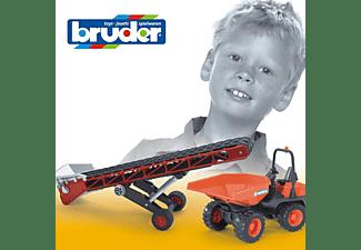 BRUDER AUSA Minidumper Spielzeugfahrzeug Mehrfarbig