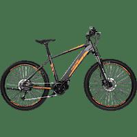 FISCHER MONTIS 4.0I-S2 Mountainbike (27,5 Zoll, 48 cm, 418 Wh, Grau matt)