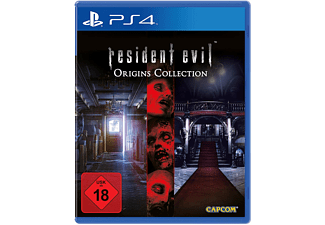PS4 RESIDENT EVIL ORIGINS COLLECTION - [PlayStation 4]