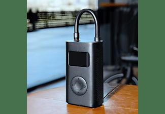 Bomba de aire - Xiaomi Mi Portable Air Pump, Eléctrico, 150 psi, 2000 mAh, Pantalla LED, Negro