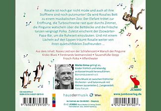 Marko Simsa - Das Zookonzert.Eine Sinfonische Geschichte Für Ki  - (CD)