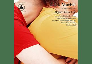 Black Marble - Bigger Than Life  - (CD)
