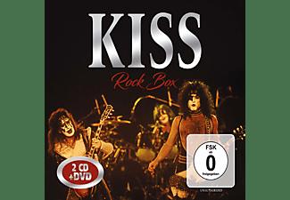 Kiss - Rock Box  - (CD + DVD Video)