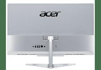 "All In One  - Acer AC24-865, 23.8"" FullHD, Intel® Core™ i3-8130U, 8GB RAM, 256GB SSD, W10, Plata"