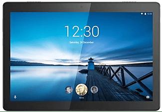 "Tablet - Lenovo Tab M10, 32 GB, Negro, WiFi, 10.1"" Full-HD, 3 GB RAM, Snapdragon 450, Android"