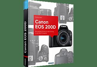 FRANZIS-VERLAG Kamerabuch Canon EOS 200D, Fotobuch, Mehrfarbig