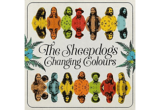 The Sheepdogs - CHANGING COLOURS-DIGI-  - (CD)