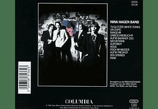Nina Band Hagen - NINA HAGEN BAND  - (CD)