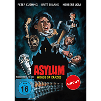 Asylum - Irrgarten des Schreckens [DVD]