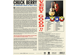 Chuck Berry - Very Good!! 20 Greatest Rock & Roll Hits (180g Vin  - (Vinyl)