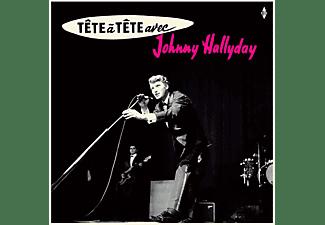 Johnny Hallyday - Tete A Tete (Ltd.180g Farbiges Vinyl)  - (Vinyl)