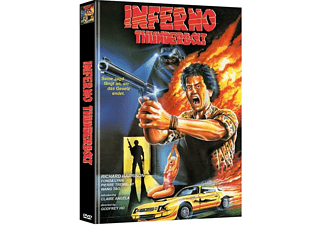 Inferno Thunderbolt - Mediabook - Cover C - Limited Edition - Uncut Blu-ray + DVD