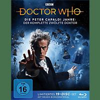 Doctor Who-Peter Capaldi Jahre:Komp.12.Doktor LTD. [Blu-ray]