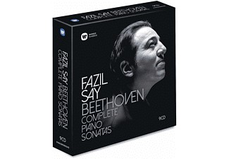 Fazil Say - Sämtliche Klaviersonaten 1-32  - (CD)