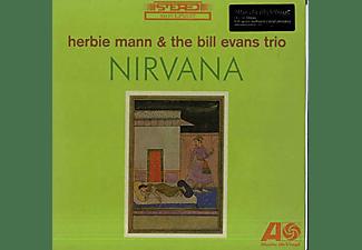 Herbie Mann, Bill Evans - NIRVANA -HQ-  - (Vinyl)