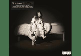 Billie Eilish - When We All Fall Asleep,Where Do We Go? Re-Pack  - (CD)