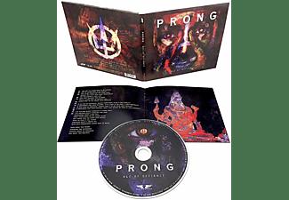 Prong - AGE OF DEFIANCE -DIGI/EP-  - (CD)