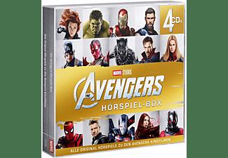 Disney/Marvel - Avengers-Box 1-4 [CD]