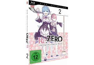 re:ZERO - Starting Life in Another World - Vol. 2 - Ep. 6-10 Blu-ray