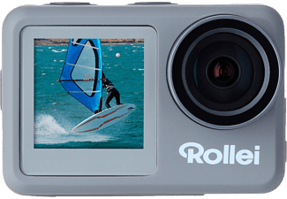 ROLLEI 9s Plus - Actioncam (Fotoauflösung: 20 MP) Grau