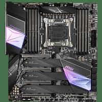 MSI Creator X299 Mainboard Mehrfarbig