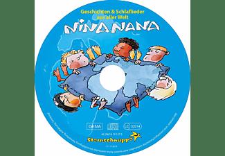 Sternschnuppe - Geschichten & Schlaflieder aus  - (CD)