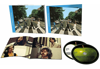 The Beatles - Abbey Road-50th Anniversary (Limited 2CD)  - (CD)