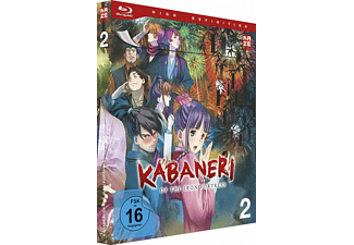 Kabaneri of the Iron Fortress - Vol. 2 - Ep. 5-8 Blu-ray