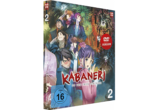 Kabaneri of the Iron Fortress - Vol. 2 - Ep. 5-8 DVD