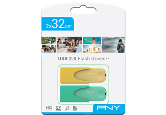 PNY Attaché 4 - USB 2.0 (32GB)