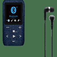 LENCO Xemio 861 MP3 Player (64 GB, Blau)