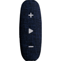 LENCO Xemio-241 MP3 Player (2 GB, Blau)